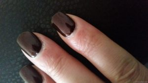 Dark Red Gel von Jolifin